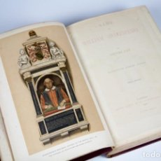 Libros antiguos: A LIFE OF WILLIAM SHAKESPEARE - SIDNEY LEE - LONDON 1908. Lote 133954002