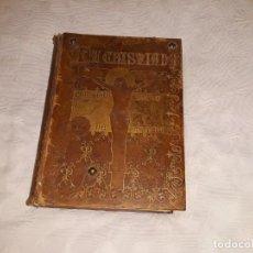 Libros antiguos: LA CRISTIADA. VIDA DE JESÚS. DIEGO DE HOJEDA 1896. Lote 134772314