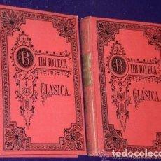 Libros antiguos: VIDA DE BENVENUTO CELLINI (FLORENTINO). DOS TOMOS. (1892). Lote 135505642
