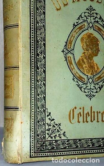 Libros antiguos: GALERÍA DE MUJERES CÉLEBRES. - Foto 5 - 136165254