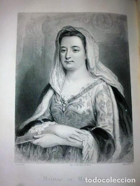 Libros antiguos: GALERÍA DE MUJERES CÉLEBRES. - Foto 12 - 136165254