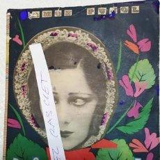 Libros antiguos: ANTIGUO LIBRO DE RAQUEL MELLER - VIDA Y ARTE - RAMON PUJOL -. Lote 136400358