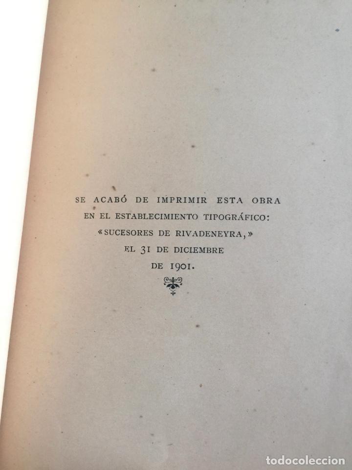 Libros antiguos: NUEVOS AUTOGRAFOS DE CRISTOBAL COLON - RELACIONES DE ULTRAMAR - 1902 MADRID - Foto 2 - 137331482