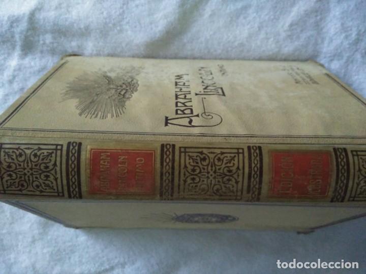 Libros antiguos: ABRAHAM LINCOLN--INTIMO-- AUTOR J.MECA BIBLIOTECA UNIVERSAL AÑO 1909- - Foto 4 - 138017434