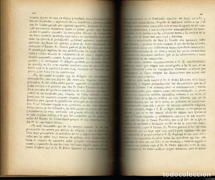 Libros antiguos: EL MÁRTIR DE CUBA Y OBISPO DE ALMERÍA JOSÉ ORBERÁ Y CARRIÓN JUAN Mº SOLÁ MADRID 1914 PRIMERA EDICIÓ - Foto 2 - 140171298