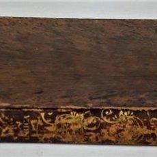 Libros antiguos: DIARIO DE UN TESTIGO DE LA GUERRA DE ÁFRICA. ALARCÓN. IMP. GASPAR Y ROIG. MADRID. 1860.. Lote 140274498