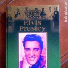 Libros antiguos: LIBRO BIOGRAFIA DE ELVIS PRESLEY EDICIONES RUEDA AÑO 2000 ,186 PAGINAS. Lote 140577450