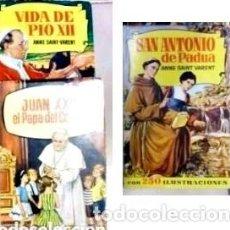 Libros antiguos: BIOGRAFIAS EDITORIAL BRUGUERA 1965. Lote 141580866
