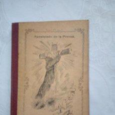 Libri antichi: VIDA DE SAN PEDRO DE ALCÁNTARA. POR UN RELIGIOSO DE LA ORDEN DE SAN FRANCISCO. 1927. Lote 143734966