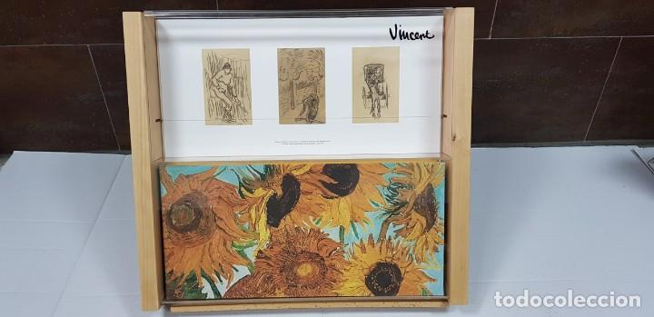 EDICIÓN FACSÍMIL LA MIRADA DE VINCENT VAN GOGH AGOTADA (Libros Antiguos, Raros y Curiosos - Biografías )