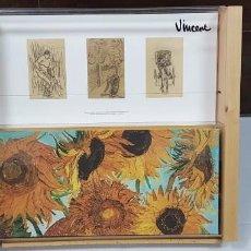 Libros antiguos: EDICIÓN FACSÍMIL LA MIRADA DE VINCENT VAN GOGH AGOTADA. Lote 164716980