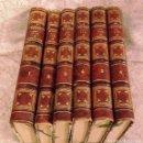 Libros antiguos: VIE, CORRESPONDENCE ET ESCRITS DE WASHINGTON- 1840- 6 TOMOS- M. GUIZOT-. Lote 146172646