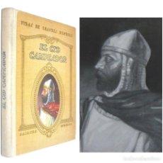 Libros antiguos: 1929 - VIDA DE RODRIGO DÍAZ DE VIVAR, EL CID CAMPEADOR - ILUSTRADO, LÁMINAS - HISTORIA, EDAD MEDIA. Lote 147359642