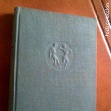 Libros antiguos: LIBRO BIOGRAFIA DE CHOPIN EDICIONES AVE AÑO 1955 ILUSTRADO 195 PAGINAS. Lote 147689182