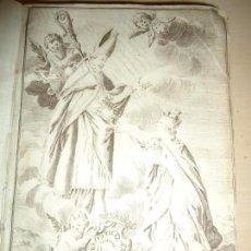 Libros antiguos: VIDA DE S. PRUDENCIO OBISPO DE TARAZONA ... PATRONO ... ÁLAVA. 1754 BERNARDO IBAÑEZ DE ECHAVARRI. Lote 147792006