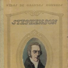 Libros antiguos: JUAN PALAU VERA, STEPHENSON. Lote 135647467