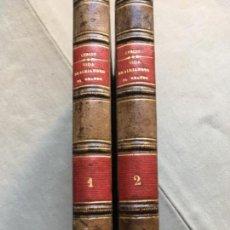Libros antiguos: DE LA VIDA Y ACCIONES DE ALEXANDRO EL GRANDE, POR QUINTO CURCIO RUFO. 1887-1888. Lote 149243594