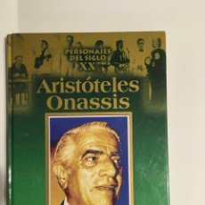 Libros antiguos: ARISTOTELES ONASIS. Lote 149748146