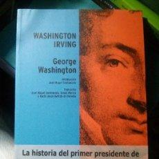Alte Bücher - george washington, washington irving, espasa editorial - 150086610