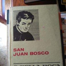 Libros antiguos: COLECCION HISTORIAS SELECCION: SAN JUAN BOSCO. G. DELLA ROCA.. Lote 151982958