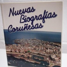 Alte Bücher - NUEVAS BIOGRAFIAS CORUÑESAS. A.GONZALEZ CATOYRA - 153366814