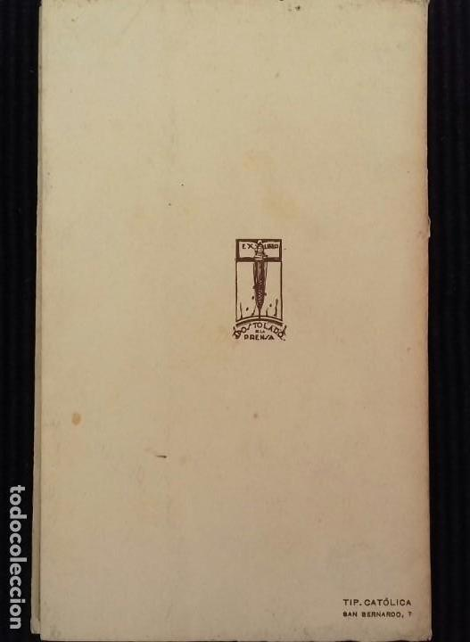 Libros antiguos: SANTA TERESITA DEL NIÑO JESÚS. LORENZO ALONSO. ILUSTRACIONES DE ARRIBAS. MADRID 1929. - Foto 2 - 155998670