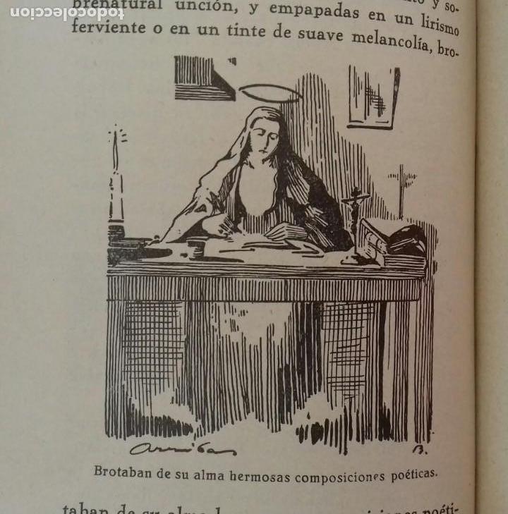 Libros antiguos: SANTA TERESITA DEL NIÑO JESÚS. LORENZO ALONSO. ILUSTRACIONES DE ARRIBAS. MADRID 1929. - Foto 5 - 155998670