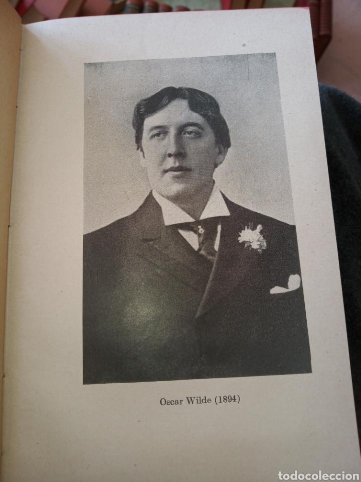 Libros antiguos: Vida y confesiones de Óscar Wilde - Foto 4 - 184198926