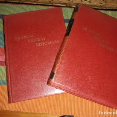 Libros antiguos: GRANDES FIGURAS HISTORICAS EDICIONES GRIJALBO 2 LIBROS 1959-1962 NERÓN Y CARLOMAGNO. Lote 157033322