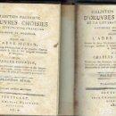 Libros antiguos: MÉMOIRES SUR LA VIE PRIVÉE DE MARIE-ANTOINETTE, 2 TOMOS L'ABBÉ MOZÍN ET CHARLES COURTIN.. Lote 159512470