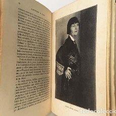 Libros antiguos: MA VIE AVEC LAWRENCE AU NOUVEAU-MEXIQUE. MABEL D LUHAN (PARIS, 1933) D. H. LAWRENCE. MEXICO. Lote 160699590