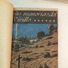 Libros antiguos: JOAQUÍN CAMARGO GÓMEZ: MEMORIAS DEL VIVILLO (1911). Lote 161444014