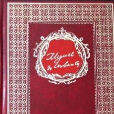 Libros antiguos: MIGUEL DE CERVANTES. Lote 161570890