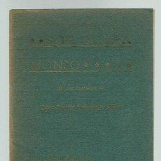 Libros antiguos: SOR CLARA MONJO, POR JUAN ROSELLÓ VILLALONGA. AÑO 1912. (MENORCA.2.3). Lote 162228706