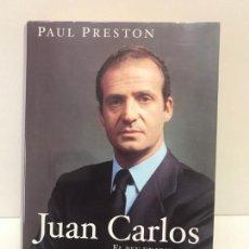 Libros antiguos: JUAN CARLOS EL REY DE UN PUEBLO PAUL PRESTON DE PLAZA JANES 2003.. Lote 163069310