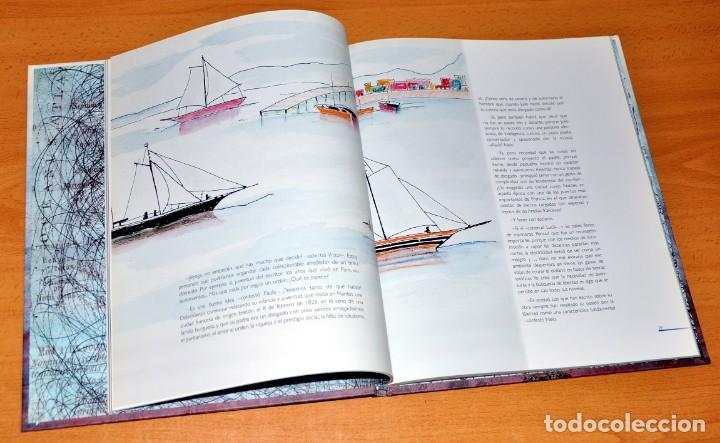 Libros antiguos: EL AMPLIO MAR DE JULIO VERNE - MERCÉ VIANA y JOSEP VICENT GALÁN - Edita: GENERALITAT VALENCIANA 2005 - Foto 2 - 163710986