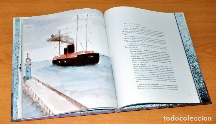 Libros antiguos: EL AMPLIO MAR DE JULIO VERNE - MERCÉ VIANA y JOSEP VICENT GALÁN - Edita: GENERALITAT VALENCIANA 2005 - Foto 3 - 163710986