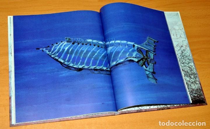 Libros antiguos: EL AMPLIO MAR DE JULIO VERNE - MERCÉ VIANA y JOSEP VICENT GALÁN - Edita: GENERALITAT VALENCIANA 2005 - Foto 4 - 163710986