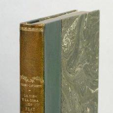 Libros antiguos: LA VIDA Y LA OBRA DE FRAY JUAN RICCI-ELÍAS TORMO MONZÓ Y ENRIQUE LAFUENTE FERRARI-MADRID,1930-TOMO 2. Lote 164589906