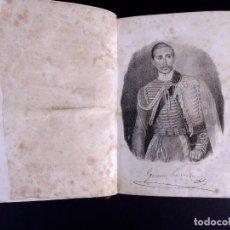 Libros antiguos: ESPARTERO HISTORIA DE SU VIDA MILITAR Y POLÍTICA. TOMO II. MADRID 1847. Lote 165093474