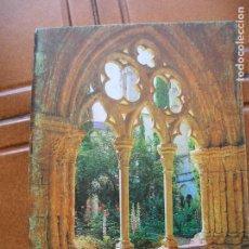 Libros antiguos: LIBRO LA´BADIA DE POBLET AÑO 1990 ILUSTRADO. Lote 166287546