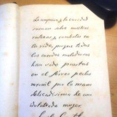 Libros antiguos: GALERIA HISTORICA DE MUJERES CÉLEBRES- EMILIO CASTELAR- 1886- FIRMA AUTOGRAFA DE CASTELAR-. Lote 167847908