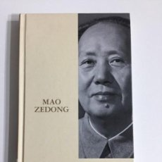 Libros antiguos: JONATHAN SPENCE - MAO ZEDONG T2 - EDITORIAL ABC #16. Lote 171163504