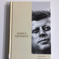 Libros antiguos: ANDRÉ KASPI - JOHN F. KENNEDY T2 - EDITORIAL ABC #4. Lote 171165724