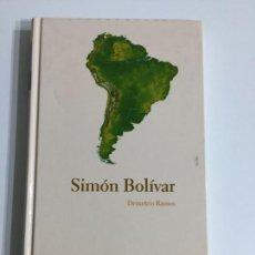 Libros antiguos: DEMETRIO RAMOS - SIMÓN BOLIVAR EDITORIAL ABC #19. Lote 171173720
