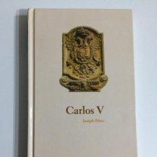 Libros antiguos: JOSEPH PÉREZ - CARLOS V - EDITORIAL ABC #13. Lote 171174143