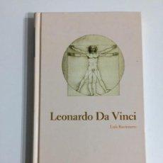 Libros antiguos: LUIS RACIONERO - LEONARDO DA VINCI - EDITORIAL ABC #9. Lote 171174384