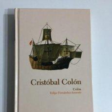 Libros antiguos: FELIPE FERNÁNDEZ- ARMESTO - CRISTÓBAL COLÓN - EDITORIAL ABC #7. Lote 171174575
