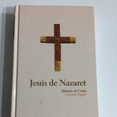 Libros antiguos: GIOVANNI PAPINI - JESÚS DE NAZARET - EDITORIAL ABC #4. Lote 171174955