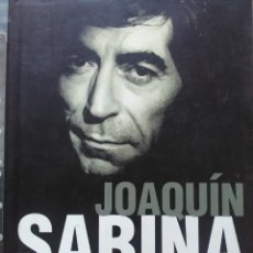 Libros antiguos: JOAQUÍN SABINA PERDONEN LA TRISTEZA.. Lote 172245585